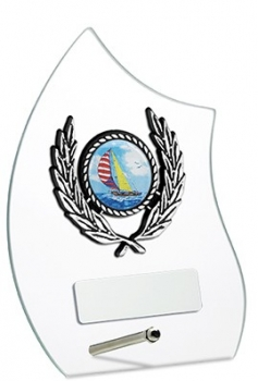 5.75inchGLASS AWARD