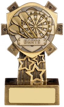 4.5inch MINI STAR DARTS AWARD