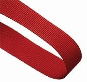 RED 22MM RIBBON