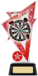 7.5 DARTS ACRYLIC AWARD T/4