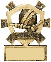3 1/8inch CRICKET MINI SHIELD