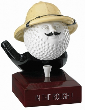 4.75inchGOLF IN THE ROUGH AWARD