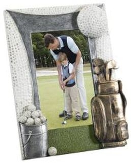GOLF PHOTO FRAME