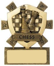 3 1/8inchCHESS MINI SHIELD