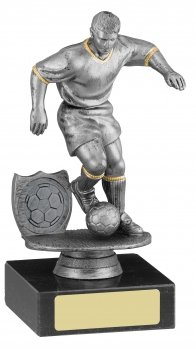 6inch MALE FOOTBALL TROPHY