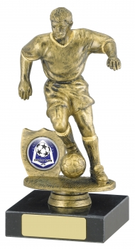 6.75inch MALE FOOTBALL TROPHY