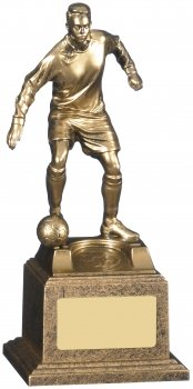 7.5inch MALE FOOTBALL TROPHY