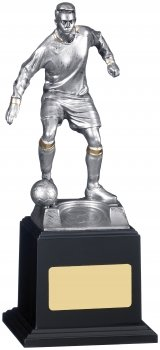 8inch MALE FOOTBALL TROPHY