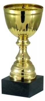 8inchCUP TROPHY GOLD C/90