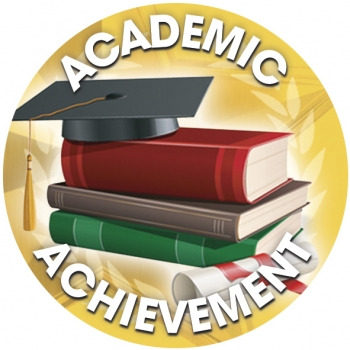 ACADEMIC ACHIEVE 1inchFLAT CENTRE