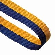 BLUE YELLOW 22MM RIBBON