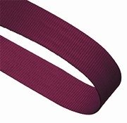 MAROON 22MM RIBBON