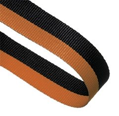 ORANGE BLACK 22MM RIBBON