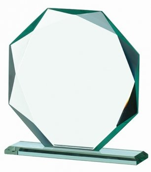 7.5inchOCTAGONAL AWARD