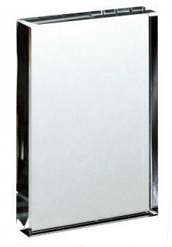 7inch CLEAR GLASS BLOCK