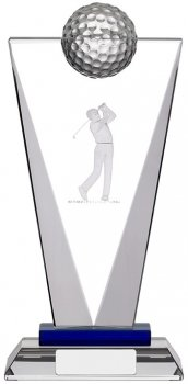 8.75inchGOLF AWARD