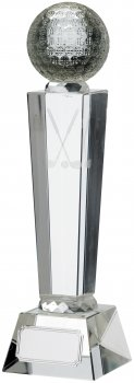 10.25inch GOLF GLASS WITH BALL