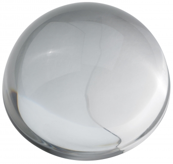 90MM DIAMETER DOMED PAPERWEIGHT