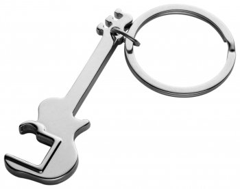 GUITAR BOTTLE OPENER KEYRING CASE 200