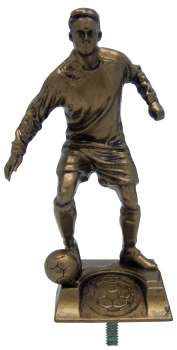 ANT GOLD MALE FOOTBALL FIGURE C/68 PACK 5 CASE 100