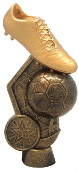 140MM ANT GOLD FOOTBALL BOOT