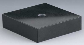 BLACK MARBLE 2.5X2.5X.75inch PACK 114