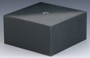BLACK MARBLE 1H 110x110x60mm PACK 12