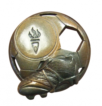 SOCCER BOOT&BALL RESIN TRIM