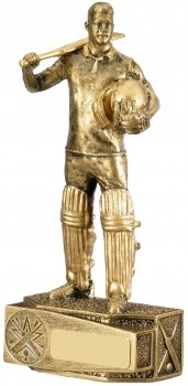 7.25inch CRICKET MALE AWARD