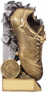5.5inch BREAKOUT II FOOTBALL BOOT AWARD