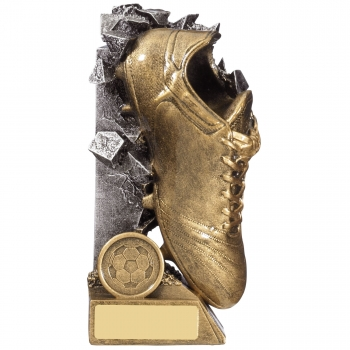 6inch BREAKOUT II FOOTBALL BOOT AWARD