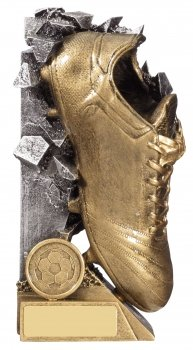 6.75inch BREAKOUT II FOOTBALL BOOT AWARD