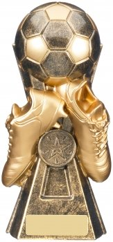 7.5inch GRAVITY FOOTBALL TROPHY