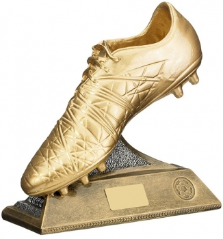 9inch GOLDEN BOOT