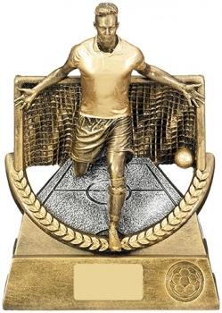 8.5inch MALE FOOTBALL TROPHY