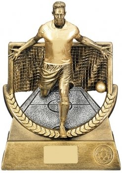 9.5inch MALE FOOTBALL TROPHY
