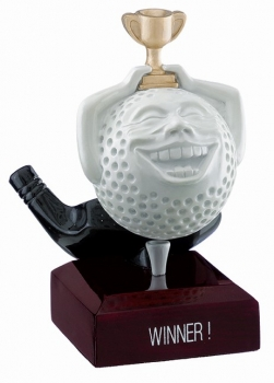 4.75inchGOLF WINNER AWARD