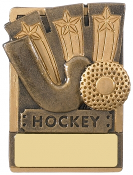 MINI MAGNETIC HOCKEY TROPHY T/47/82     128/case    S112