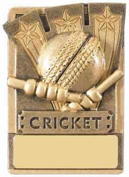 MINI MAGNETIC CRICKET TROPHY