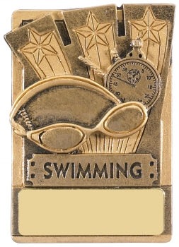 MINI MAGNETIC SWIMMING TROPHY T/83    128/case