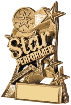 4.25inch STAR PERFORMER RESIN
