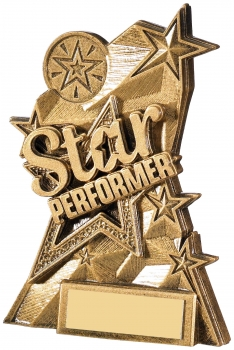 5.25inch STAR PERFORMER RESIN