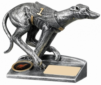 5inchGREYHOUND AWARD