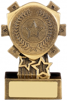 3.75inch MINI STAR AWARD