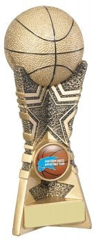7inch BASKETBALL TROPHY