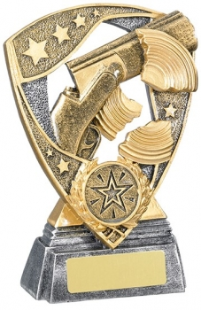 5.25inchCLAY SHOOTING THEME TROPHY