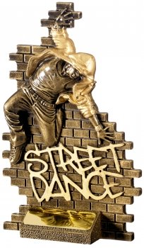 6inch STREET DANCE MALE AWARD