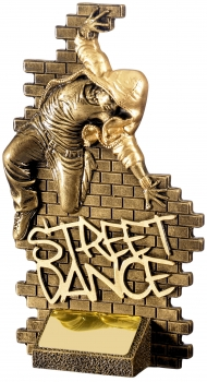 7inch STREET DANCE MALE AWARD