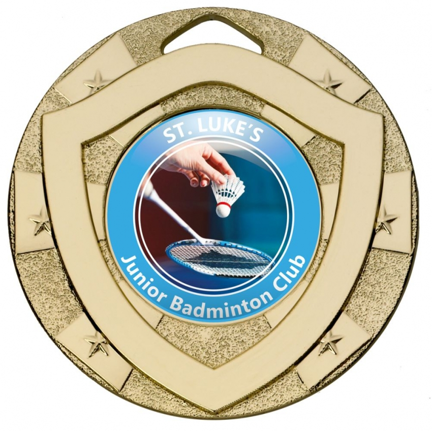 Sports Shield Medals